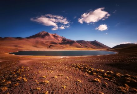 Photo wallpaper Atacama Desert